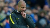 Pep Guardiola thực sự lo sợ bị Man City sa thải
