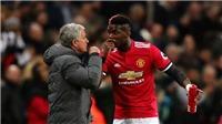 Mâu thuẫn Pogba – Mourinho: Hôn nhân không tình yêu