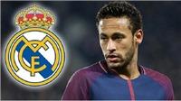 CHUYỂN NHƯỢNG 25/3: Real và M.U 'phát sốt' vì Neymar. PSG sẵn sàng giải cứu Conte
