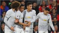 ĐIỂM NHẤN Bournemouth 0-2 M.U: Pogba hay nhất trận. Smalling là Sergio Ramos của M.U