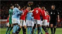 TRỰC TIẾP Man City - M.U: Quyết chiến vì chức vô địch