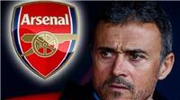 NÓNG: Luis Enrique sắp thay Arsene Wenger dẫn dắt Arsenal