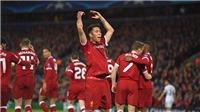 Video clip highlights bàn thắng Liverpool 5-2 AS Roma: Salah hủy diệt đội bóng cũ
