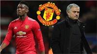 Đắt giá nhất lịch sử M.U, Pogba vẫn có thể bị Mourinho bán vì quá nhiều lý do