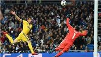 Champions League siêu điên rồ! Nhưng cám ơn Juve, cám ơn Buffon!
