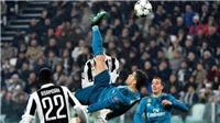 Video bàn thắng trận Real Madrid 1-3 Juventus (tổng 4-3)