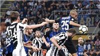 Video clip highlight bàn thắng Inter 2-3 Juventus