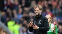 Juergen Klopp kêu trời vì Liverpool lại bị từ chối phạt đền