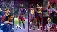 CẬP NHẬT tin tối 7/4: Ronaldinho muốn sát cánh với Messi lần nữa. Conte bị học trò tạo phản