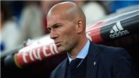 Vì sao Zidane từ chức HLV Real Madrid ngay sau khi vô địch Champions League?