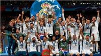 Video bàn thắng Real Madrid 3-1 Liverpool: Salah chấn thương, Karius sai lầm, Real lại vô địch