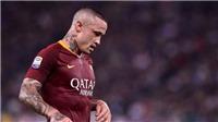 SỐC: Bỉ loại ngôi sao quan trọng nhất của Roma khỏi World Cup