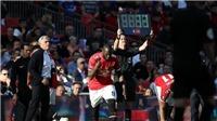 Mourinho nổi giận với Lukaku và Fellaini sau Chung kết FA Cup