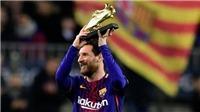 CẬP NHẬT tin tối 23/5: Arsenal bổ nhiệm Unai Emery. Messi xuất sắc nhất Liga. Sao M.U lỡ World Cup
