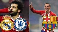 CHUYỂN NHƯỢNG 18/5: M.U bán Martial, mua Griezmann. Real tranh Salah với Chelsea.