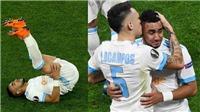 Dimitri Payet khóc vì dính chấn thương, nhiều khả năng nghỉ World Cup