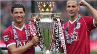 CĐV phản ứng dữ dội khi Ronaldo được bầu là Cầu thủ M.U hay nhất ở Premier League