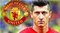 CHUYỂN NHƯỢNG M.U 28/6: Săn cả Lewandowski và Son Heung-min. Sắp có thủ môn... 35 tuổi
