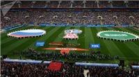 Moskva khai mạc World Cup 2018 trong giai điệu bài hát 'Kalinka'
