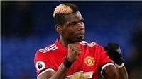 CHUYỂN NHƯỢNG M.U 26/6: PSG dùng Verratti đổi Pogba. Lộ diện một loạt mục tiêu mới của Mourinho