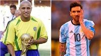 Roberto Carlos: 'Messi đã vô địch World Cup rồi nếu là người Brazil'