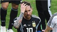 ĐIỂM NHẤN Argentina 1-1 Iceland: Messi sút tệ. Nhiều siêu sao nhưng tập thể tầm thường