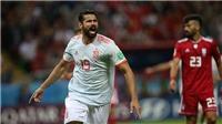 ĐIỂM NHẤN Iran 0-1 Tây Ban Nha: Tây Ban Nha thể hiện bản lĩnh. VAR giúp Iran...đi vào lịch sử
