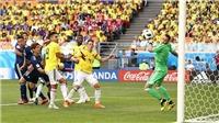 Colombia 1-2 Nhật Bản: Kagawa và Osako ghi bàn, Nhật Bản tạo bất ngờ khi thắng Colombia