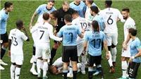 Mbappe bị tố học Neymar tật 'ăn vạ' sau pha lăn lộn ở trận tứ kết với Uruguay