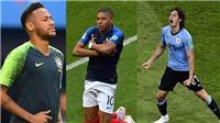 Đội hình tiêu biểu vòng 1/8 World Cup: Người hùng chủ nhà sánh vai với tam tấu của PSG