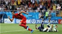 CẬN CẢNH: Bỉ phản công thần tốc trong 9,94 giây, cuốn phăng Nhật Bản khỏi World Cup