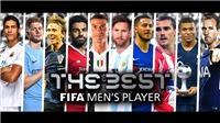 Neymar, Pogba vắng mặt trong danh sách đề cử Cầu thủ hay nhất năm của FIFA