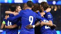 Video clip highlights bàn thắng Chelsea 1-1 Inter Milan (luân lưu 5-4): Người hùng Caballero