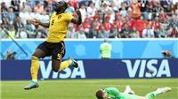 Bỉ 2-0 Anh: Lukaku khống chế bóng quá tệ, bị CĐV trách mắng không thương tiếc