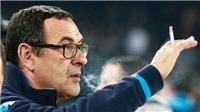Maurizio Sarri: Nghiện thuốc lá, từng làm ngân hàng và mê bóng đá tấn công tới điên cuồng