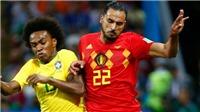 Nacer Chadli: 'Thắng Brazil rồi, Bỉ giờ chẳng phải ngán đội nào nữa'