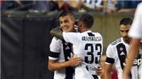 Trực tiếp trận Real Madrid vs Juventus (05h05, 5/8)