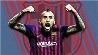 HLV Barca gọi Vidal là 'chiến binh', úp mở khả năng chiêu mộ Pogba