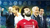Cuộc đua vô địch Premier League: Man City vẫn số 1. Liverpool và M.U ôm mộng lật đổ