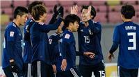 Nhận diện đối thủ của U23 Việt Nam ở vòng bảng ASIAD 2018: 'Nội soi' Nhật Bản, Nepal và Pakistan