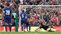 Arsenal 1-1 Chelsea (pen 6-5): Morata và Loftus-Cheek đá hỏng 11m, khiến Chelsea nhận 'trái đắng'