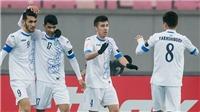Xem trực tiếp U23 Việt Nam vs U23 Palestine (19h30, 3/8)