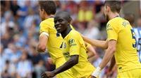 Huddersfield Town 0-3 Chelsea: Kante, Jorginho và Pedro ghi bàn. Chelsea khởi đầu như mơ