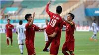 Trực tiếp U23 Nhật Bản vs U23 Việt Nam (16h00, 19/8)