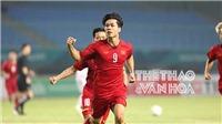 Video clip highlights U23 Việt Nam 1-0 U23 Bahrain: Công Phượng ghi bàn thắng vàng