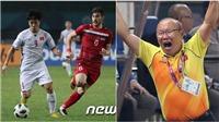 Báo Hàn Quốc ca ngợi 'phép màu ma thuật' của Park Hang Seo giúp U23 Việt Nam vào bán kết