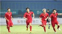 Xem trực tiếp bóng đá Asiad 2018 và lịch thi đấu U23 Việt Nam vs U23 UAE