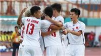 TRỰC TIẾP vòng 1/8 Asiad: U23 Việt Nam vs U23 Bahrain (19h30, 23/8)