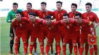 U23 Việt Nam vs U23 Bahrain (19h30, 23/8): Xem bóng đá trực tuyến Asiad 2018