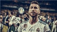Sergio Ramos khiến fan Real Madrid lo sốt vó khi hé lộ ngày ra đi